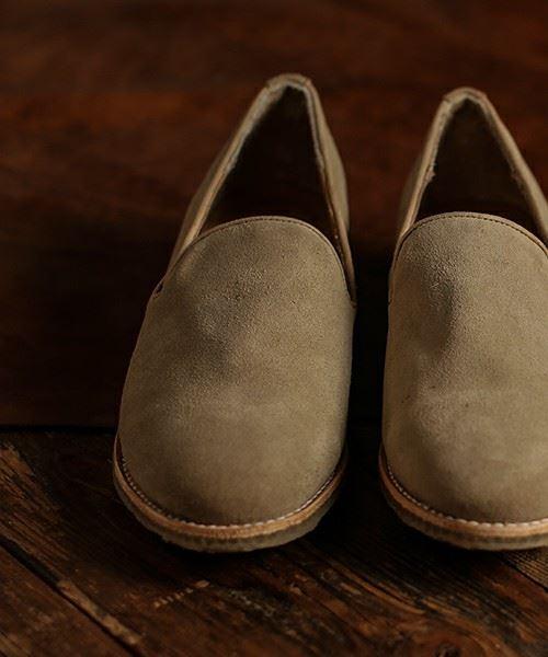 CAMINANDO「別注SLIP ON SHOES」