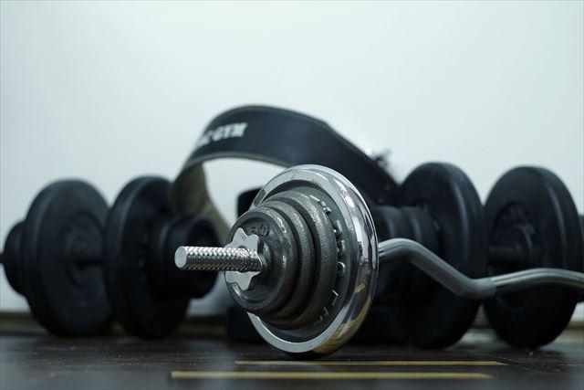 全身を鍛える筋トレ器具の画像